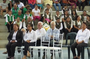 Celebration of 55 Years of Holy Cross in Peru