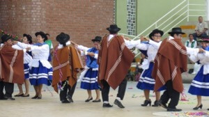 Traditional Dances at the 55th Anniversary