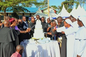 Celebrating the 60th Anniversary of Holy Cross in East Africa