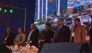 Invited Guests for the 70th Anniversary Celebration of Notre Dame College in Dhaka