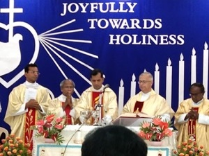 2019 Mass of First Profession in India