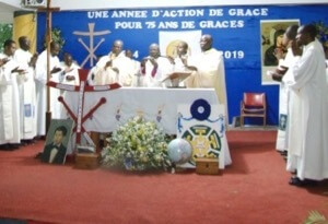 75th Jubilee Celebration of Holy Cross in Haiti
