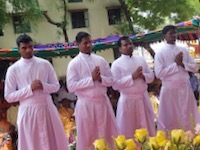 Eleven Profess Final Vows in Two Celebrations in India
