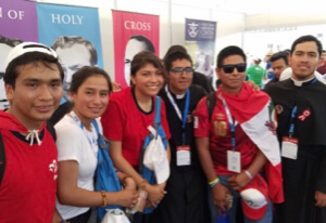 World Youth Day Vocation Booth