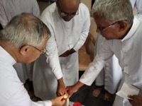 Congregation Accepts and Inaugurates New Mission in Diocese of Gulbarga in India