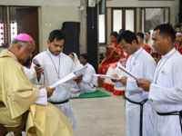 Two Brothers Profess Final Vows in Bangladesh