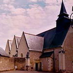 The parish church in Ruillé where Father Dujarie served as pastor for over thirty years.