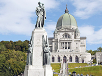 St. Joseph's Oratory Celebrates the Month of St. André's Birth