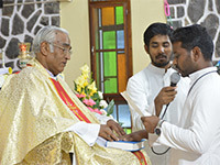 Holy Cross in India Rejoices with Slew of Final Professions and Ordinations
