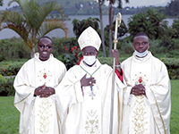 East Africa Rejoices and Celebrates Five Final Vows and Eight Priestly Ordinations