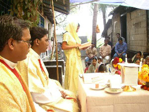 Mass in Bangladesh