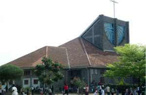 Dandora Parish